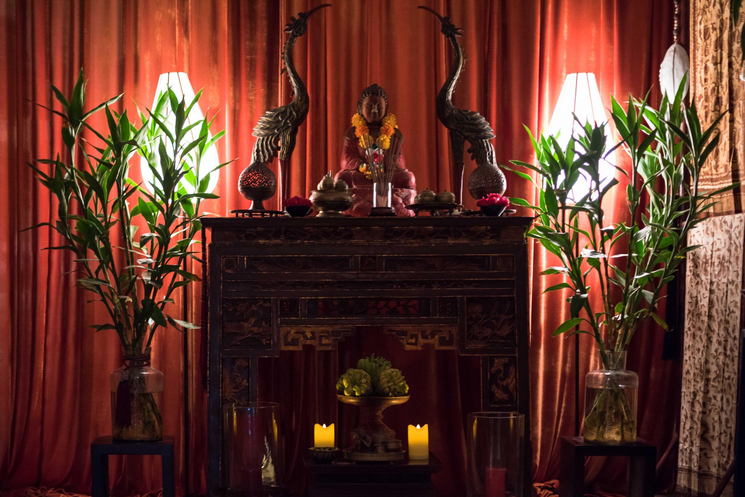 Yin Yang Oriental Ritual